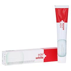 EDELWHITE Antiplaque+white Zahnpasta 75 Milliliter