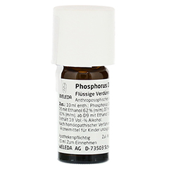 PHOSPHORUS D 20 Dilution 20 Milliliter N1