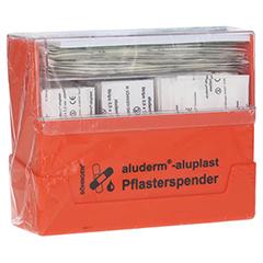 ALUDERM aluplast Pflasterspender Erw. 1 Stück