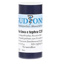 HEKLA lava C 200 Einzeldosis Globuli 0.5 Gramm N1
