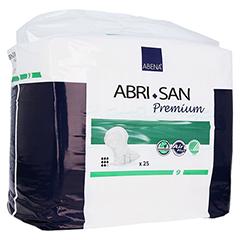 ABRI-SAN Forte Air Plus Nr.9 36x70 cm 25 Stück