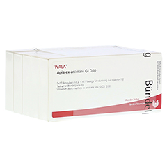 APIS EX animale GL D 30 Ampullen 50x1 Milliliter N2
