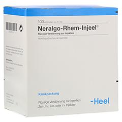 NERALGO Rhem Injeel Ampullen 100 Stück N3