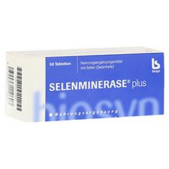 SELENMINERASE Plus Tabletten 50 Stück