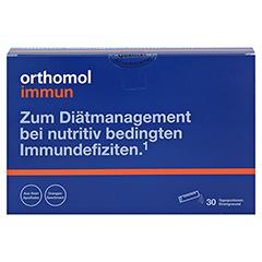 Orthomol Immun Direktgranulat Orange 30 Stück - Vorderseite