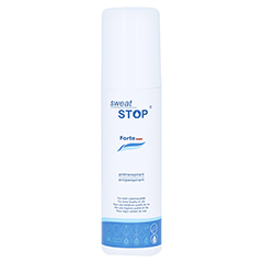 SWEATSTOP Forte max Upside Down Spray 100 Milliliter