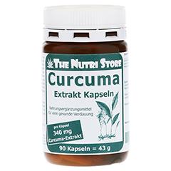 CURCUMA 340 mg Extrakt Kapseln 90 Stück