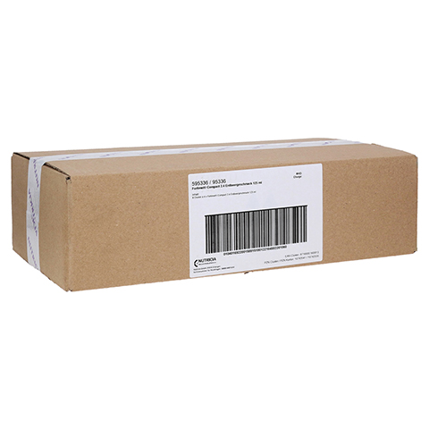 FORTIMEL Compact 2.4 Erdbeergeschmack 8x4x125 Milliliter
