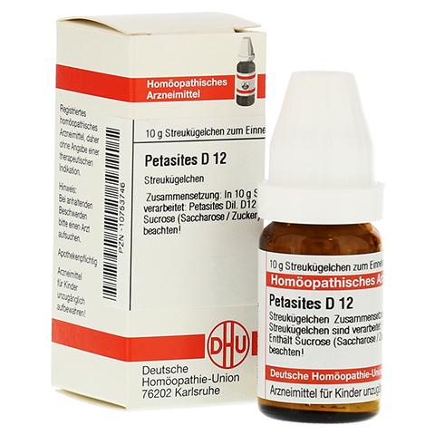 PETASITES D 12 Globuli 10 Gramm N1