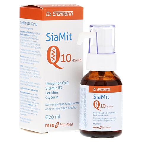 SIAMIT Q10-Komb flüssig 20 Milliliter
