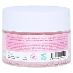 Rosental Organics Crystal Radiance Mousturizer 50 Milliliter - Rückseite