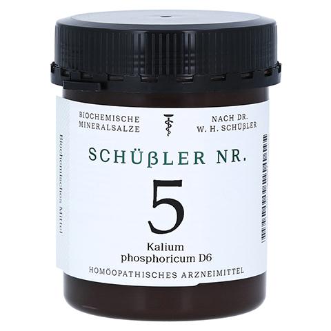SCHÜSSLER Nr.5 Kalium phosphoricum D 6 Tabletten 1000 Stück