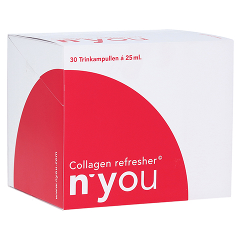 N'YOU Collagen refresher Trinkampullen 30x25 Milliliter