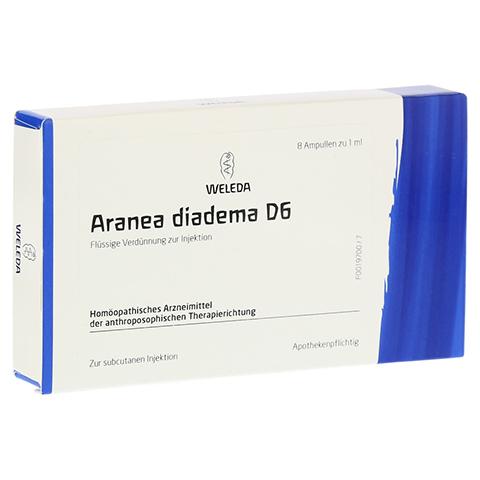 ARANEA DIADEMA D 6 Ampullen 8x1 Milliliter N1