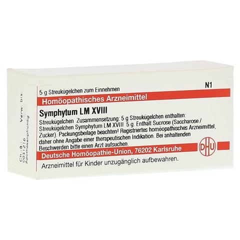 LM SYMPHYTUM XVIII Globuli 5 Gramm N1