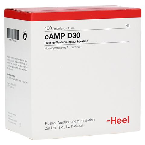 CAMP D 30 Ampullen 100 Stück N3