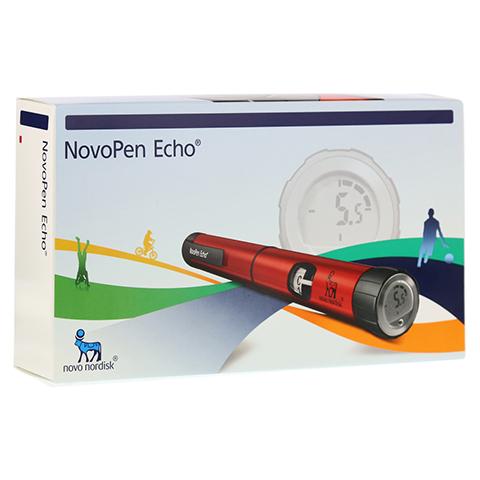 NOVOPEN Echo Injektionsgerät rot 1 Stück