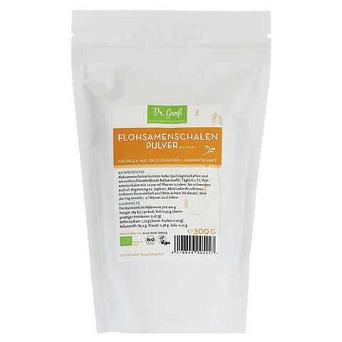FLOHSAMENSCHALEN gemahlen Bio 300 Gramm