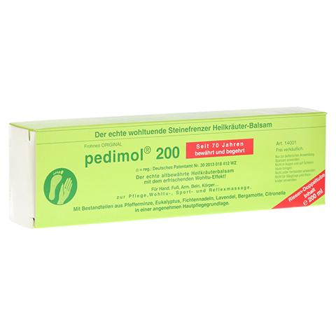 PEDIMOL 200 Frohne's Original Balsam 200 Milliliter