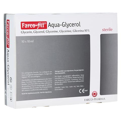 FARCO-fill Aqua-Glycerol 10x10 Milliliter