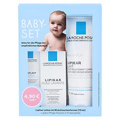ROCHE-POSAY Lipikar Baby-Set 1 Packung - Vorderseite