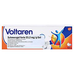 Voltaren Schmerzgel forte 23,2mg/g 100 Gramm N2 - Vorderseite