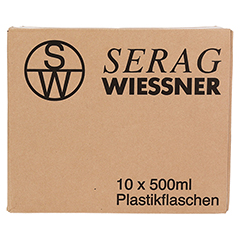RINGER LÖSUNG DAB 7 Plastik 10x500 Milliliter N2 - Vorderseite