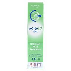 ACNAID Gel bei Akne Medizinprodukt 30 Gramm - Vorderseite