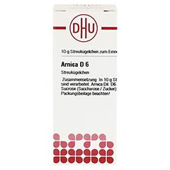 ARNICA D 6 Globuli 10 Gramm N1 - Vorderseite