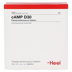CAMP D 30 Ampullen 100 Stück N3 - Vorderseite