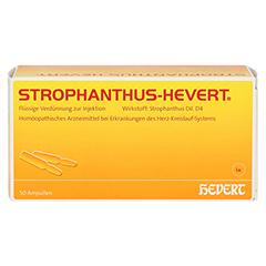 STROPHANTHUS HEVERT Ampullen 50 Stück N2 - Vorderseite