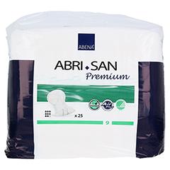 ABRI-SAN Forte Air Plus Nr.9 36x70 cm 25 Stück - Vorderseite