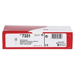 HOLLISTER Abflussadapter 7331 10 Stück - Vorderseite
