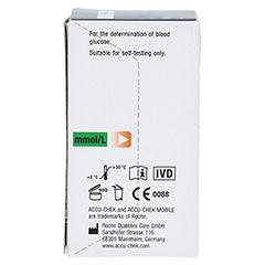 ACCU CHEK Mobile Testkassette Plasma II 100 Stück - Linke Seite