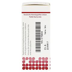 ARNICA D 6 Globuli 10 Gramm N1 - Linke Seite
