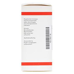 PETROLEUM RECTIFICATUM D 12 Tabletten 200 Stück N2 - Linke Seite