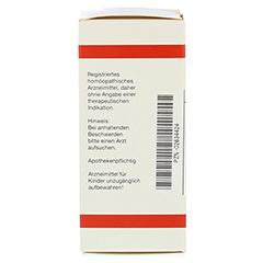OLEANDER D 12 Tabletten 80 Stück N1 - Linke Seite