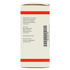 CHAMOMILLA D 30 Tabletten 200 Stück - Linke Seite