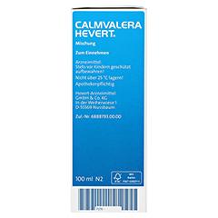 CALMVALERA Hevert Tropfen 200 Milliliter N3 - Linke Seite