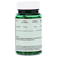 VITAMIN B2 15 mg Kapseln 90 Stück - Rechte Seite
