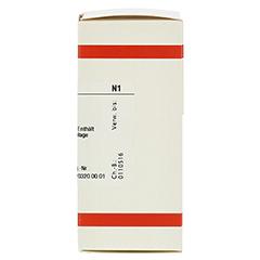 MANGANUM ACETICUM D 6 Tabletten 80 Stück N1 - Rechte Seite