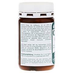 CURCUMA 340 mg Extrakt Kapseln 90 Stück - Rechte Seite