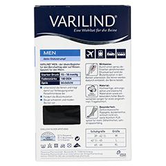VARILIND Men 180den AD XL Baumwolle schwarz 2 Stück - Rückseite