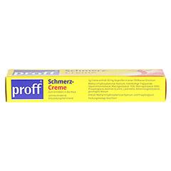 proff® Schmerzcreme 50mg/g 50 Gramm N1 - Oberseite