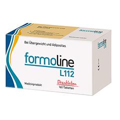 FORMOLINE L112 dranbleiben Tabletten 160 Stück