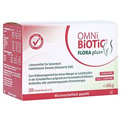 OMNi BiOTiC Flora plus+ Beutel 28x2 Gramm