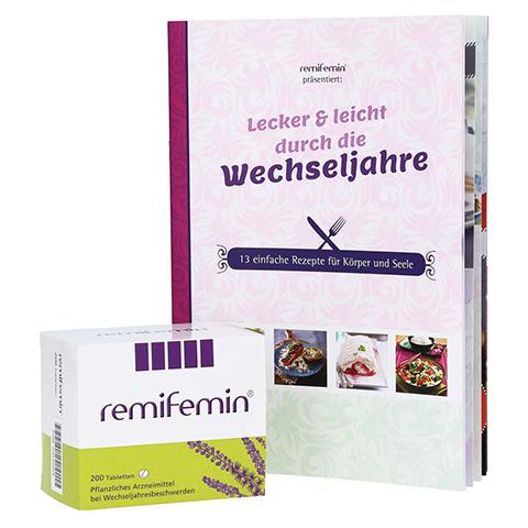 Remifemin + gratis remifemin Kochbuch 200 Stück