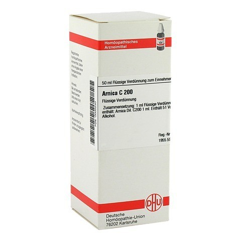 ARNICA C 200 Dilution 50 Milliliter