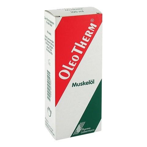 OLEOTHERM Muskelöl 100 Milliliter