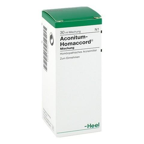ACONITUM HOMACCORD Tropfen 30 Milliliter N1